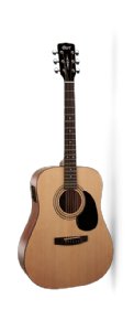 Cort AD810E OP Electro Acoustic Guitar